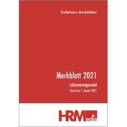 Merkblatt 2021- Lohnmanagement