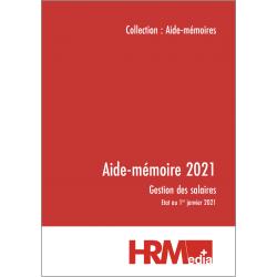 Aide-Mémoire 2021 - Gestion...